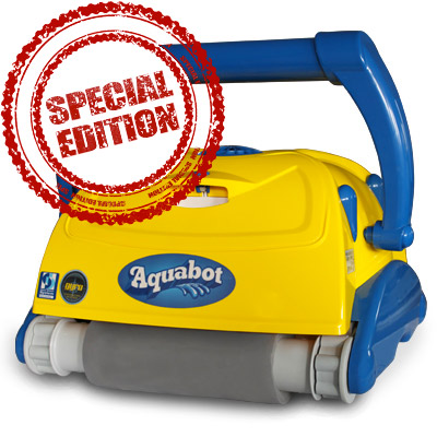 Robot Aquabot Bravo Top Special Edition