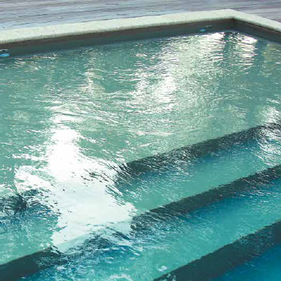 Liner alte temperature RESIST 75 su misura per piscine interrate