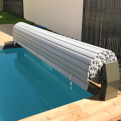 Serranda per piscina automatica SAFETY ROLL