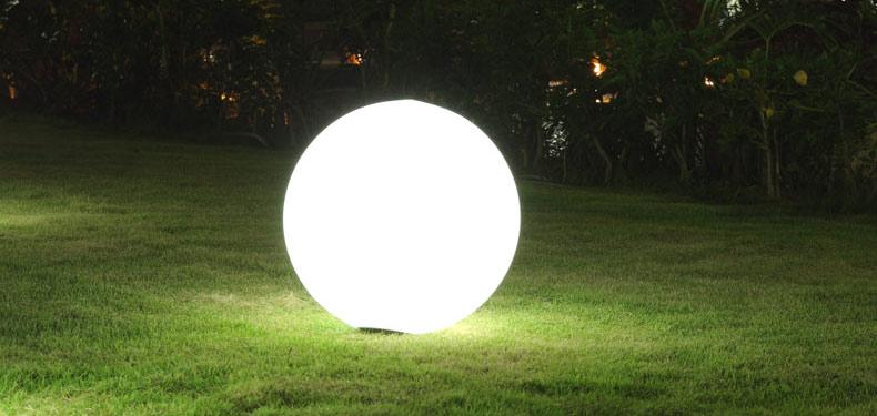 Lampada a led senza fili BIG BALL