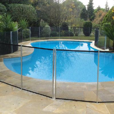 Recinzioni e barriere per piscina - Barriere piscine design ...