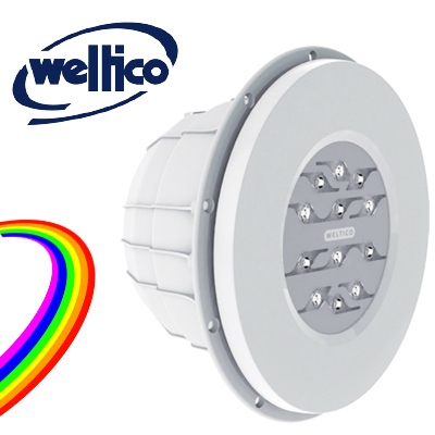 Proiettore LED Weltico Rainbow Power