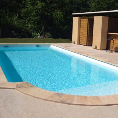 Kit piscina in vetroresina al miglior prezzo