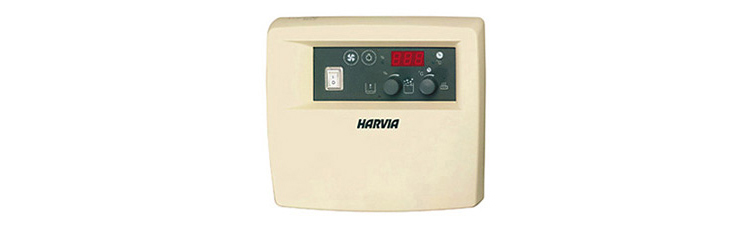 Cofanetto digitale Harvia C105S Logix