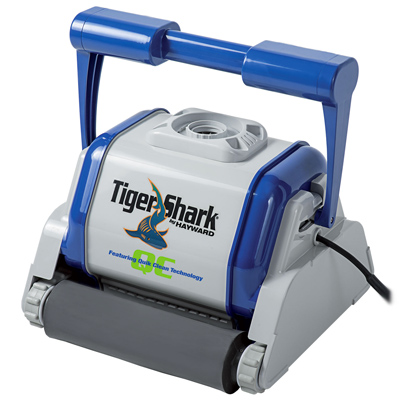 Robot da piscina Tiger Shark Quick Clean