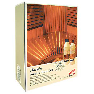 Sauna care set Kit di pulizia per sauna