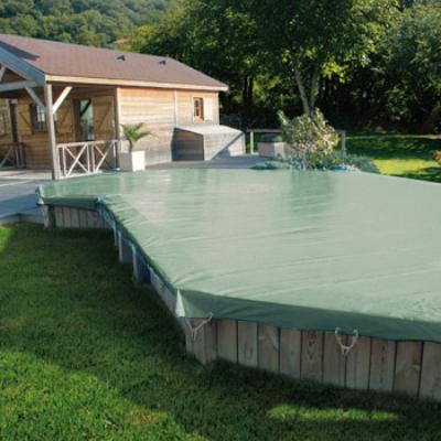 Coperture invernali piscina in vendita al miglior prezzo for Piscina fuori terra normativa