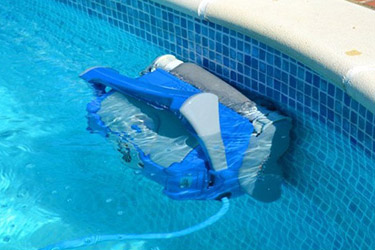 Robot da piscina Aquabot Typhoon Junior Top
