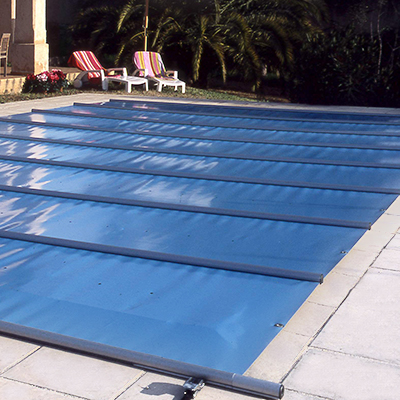 Copertura a barre WALU POOL Evolution